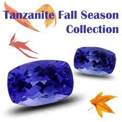 Tanzanite Fall Season Collection
