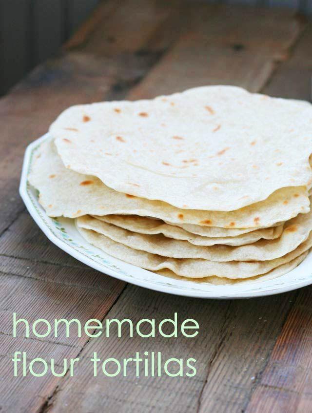 Homemade tortilla shells - just 5 cents each! Please repin.