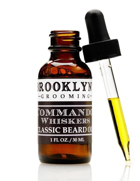 Brooklyn Grooming, Commando Beard oil 1oz.