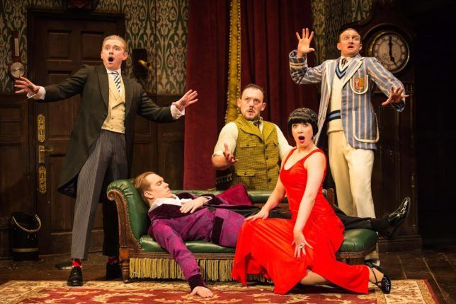 The Play That Goes Wrong announces Australian cast – Arts on the AU