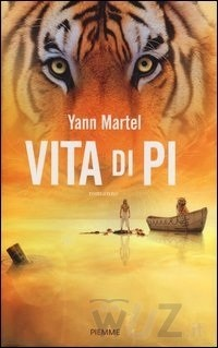 Vita di P di Yann Martel diventa un film per la regia di Ang Lee