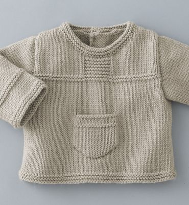 Modèle brassière bébé
