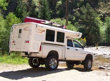 25 Best Ideas About Pop Up Truck Campers On Pinterest