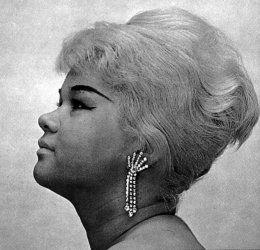 The original diva. Love me some Etta James.