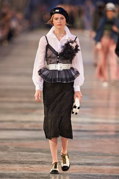 Chanel Spring/Summer 2017 Resort Collection | British Vogue