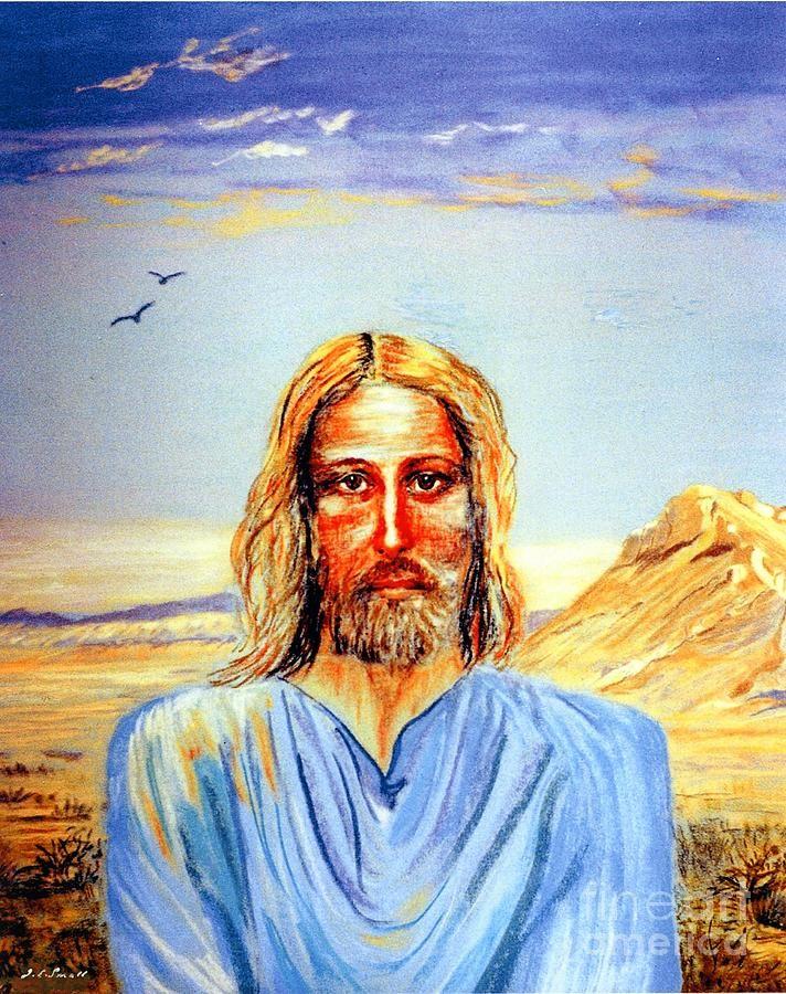 Иисус Живопись