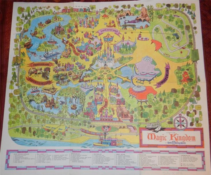 Best Disneyland Images On Pinterest Disney Magic Disney - Disneyland brazil map
