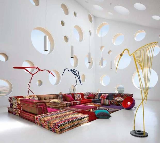 12 best Ideen für Wohnungseinrichtung images on Pinterest - schlafzimmer design ideen roche bobois