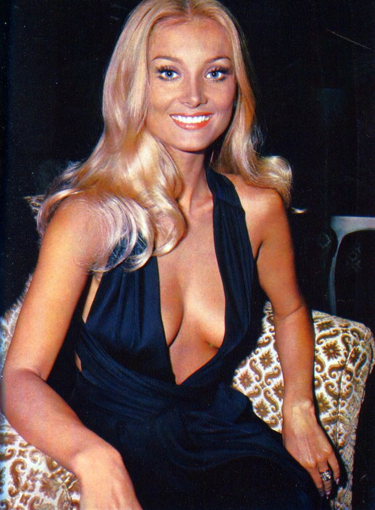 barbara bouchet - photo #4