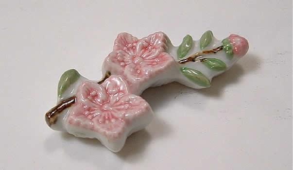 peach blossom hashi oki