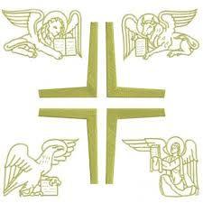 Resultado de imagen para icono de los 4 evangelistas
