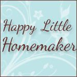 On Including Your 18 Month Old in Your Daily Chores - Homemakers Challenge