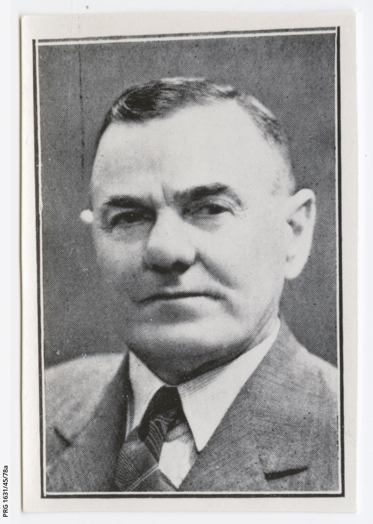 Frederick henson trott of ohalloran hill was married to