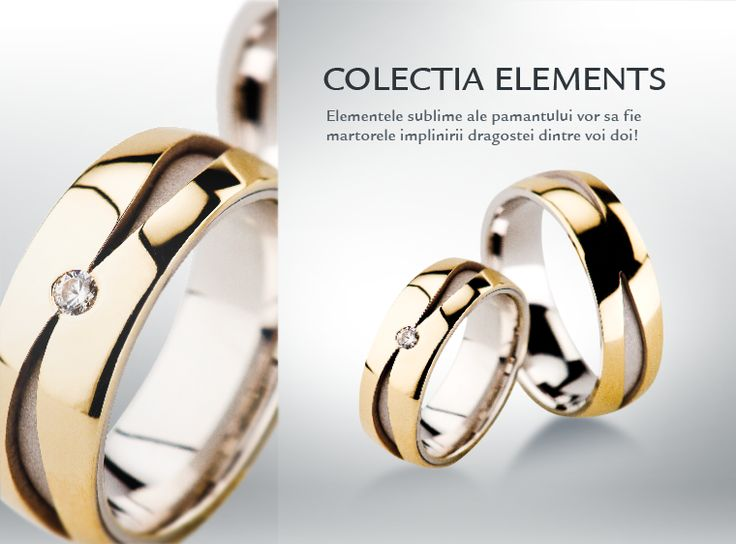 Elements  Colectia de verighete si bijuterii de nunta by CORIOLAN #nunta #wedding