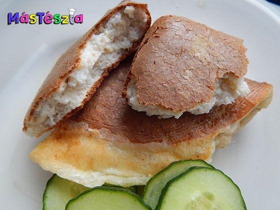 MÉG diétásabb MásTészta szendvics   MásTészta