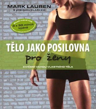 Tělo jako posilovna pro ženy - cvičení vahou vlastního těla