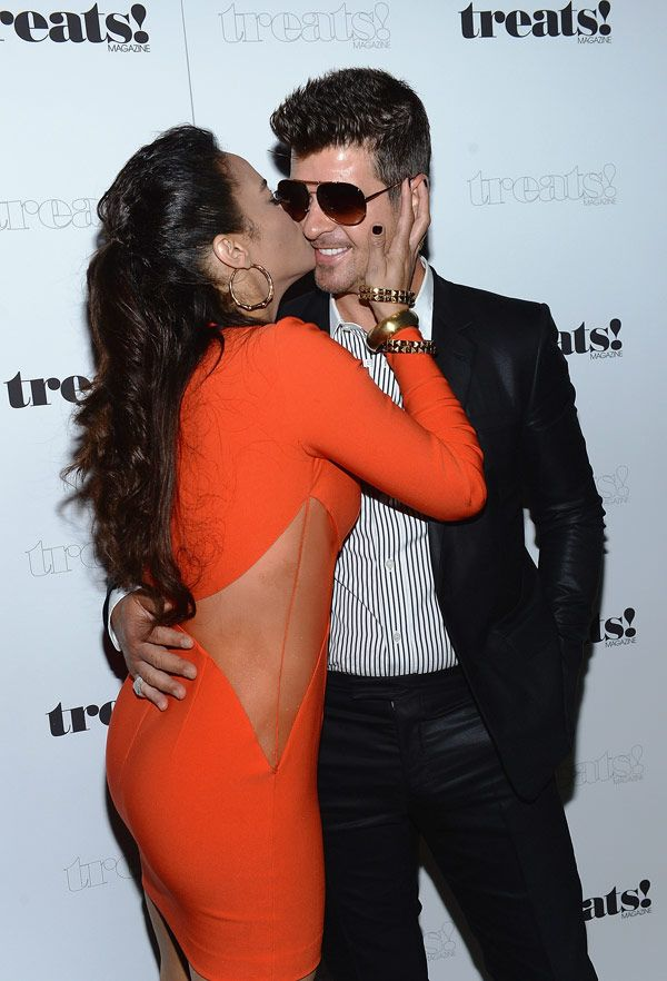 Robin Thicke: Your Wife Paula Patton Shouldn't Divorce Over Butt ...