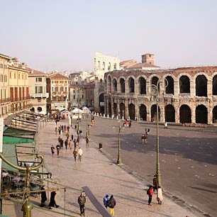 Verona-Best Known For Romantic, Arts, Culinary, History