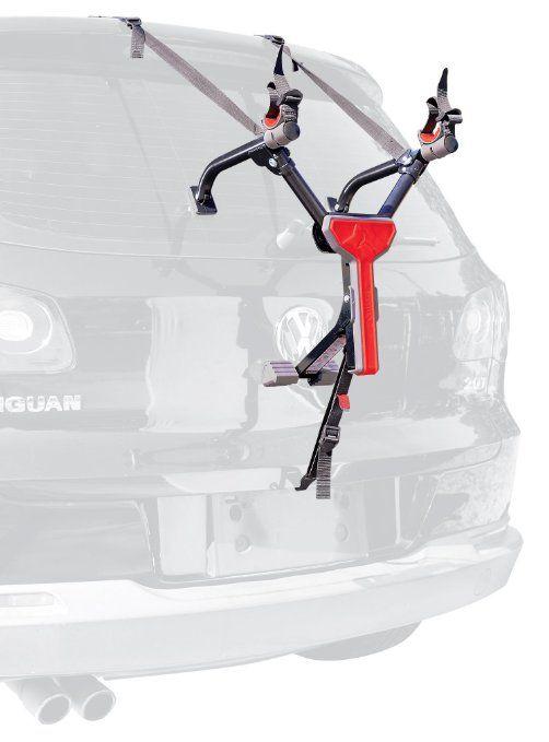 Allen Sports MT-1 2015 ultra compact folding 1-bike trunk mount rack  #car #bike #carriers #rack #mount #bicyclecarrier #bicycleracks  Top 10 Best Bike Racks For Cars In 2015 Reviews