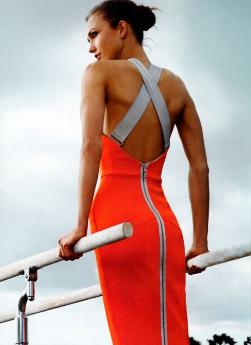Dress by Victoria Beckham.... The back is fab!