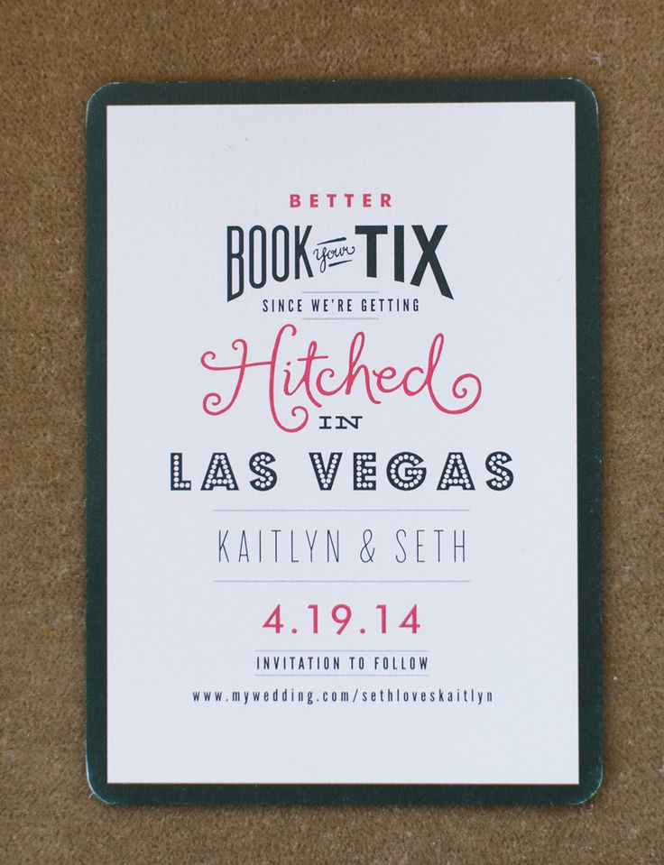7 best Wedding images on Pinterest | Las vegas weddings, Vegas ...