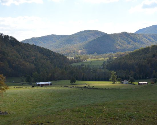 Rapidan Ranch in Madison County, Virginia