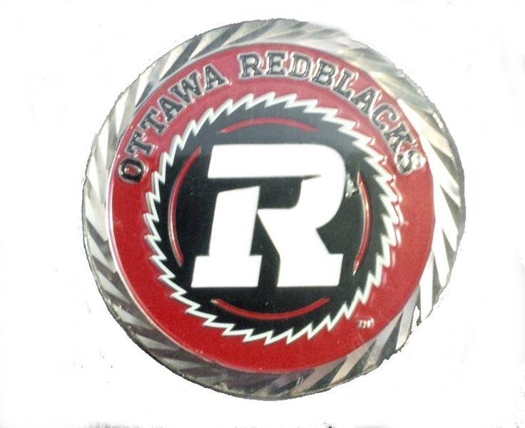 Ottawa Redblacks Challenge Coin