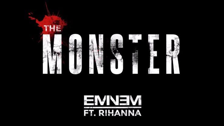 Eminem - The Monster Ft. Rihanna [Lyrics] MMLP2 HQ