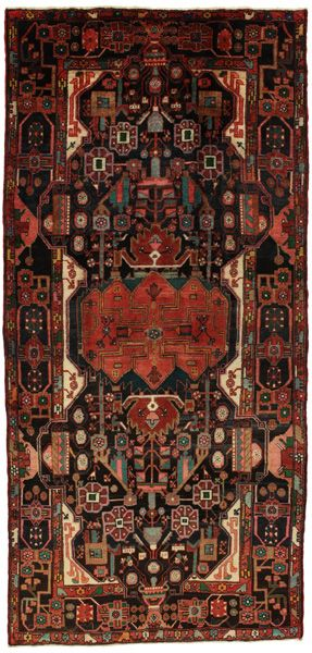 Nahavand - Hamadan Persialainen matto 328x156