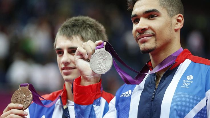 Louis Smith named in British Olympic team