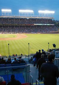 Chicago Cubs Game: All-Inclusive Rooftop Ticket