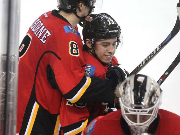 Johnny Gaudreau Joe Coleborne