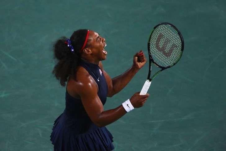 17 asombrosas y emocionantes imágenes de mujeres atletas gritando en los JJ.OO 2016