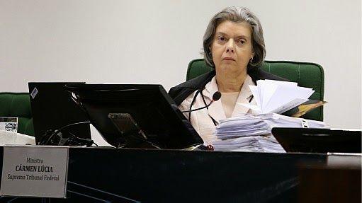 Folha Política: Vice-presidente do STF alerta para 'a fúria que ganha as ruas' pela falência do Estado brasileiro