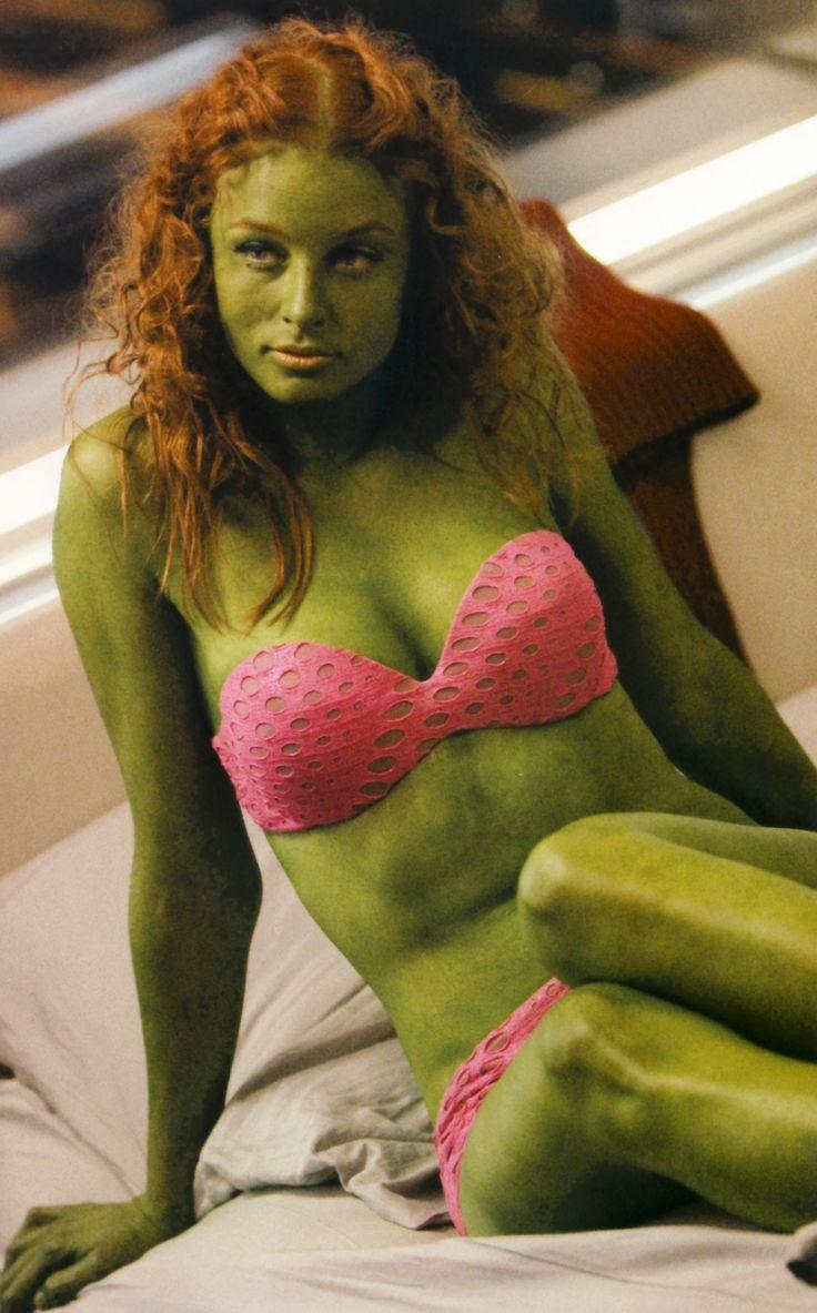 Anij naked woman