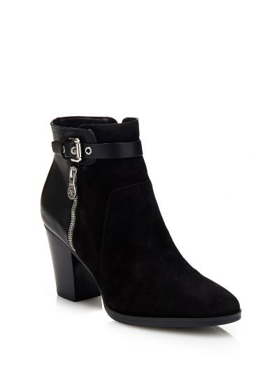 Roos low suede Boot