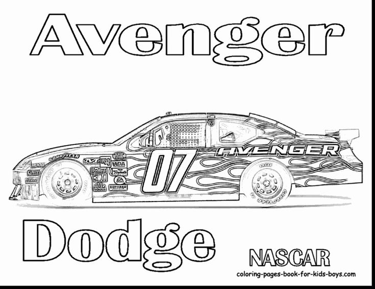 Barbie Car Coloring Pages Unique Coloring Design Gorgeous Inspiration Nascar Coloring Book Nascar