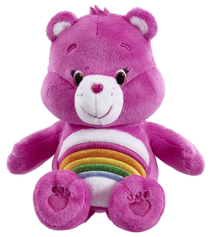 Cheer Bear Is A Very Happy Care Who Helps Others See The Joyful Side Of Life She Will Sometimes Even Do To Help Brighten Someones Day