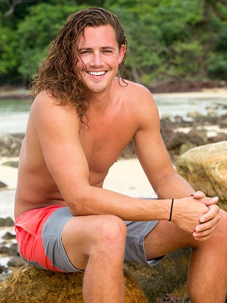 Be on survivor with Joe fall in love and marry him pretty much my plan