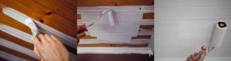 25 beste idee n over houten plafonds op pinterest slaapkamer plafond frans platteland - Hoe om een e b e bpergola te bedekken ...