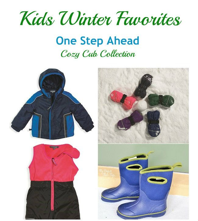 1f7369651906 Kids Winter Clothing Collection by One Step Ahead