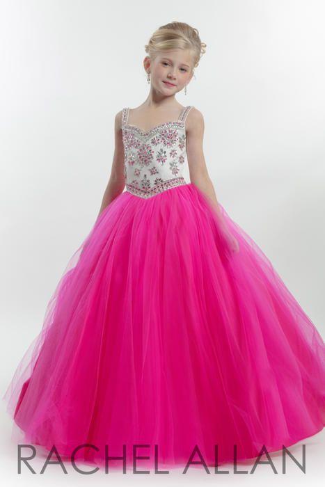 Mejores 31 imágenes de Pageant Dresses en Pinterest | Damitas de ...