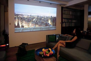 9 Ways To Work A Home Projector Into Any Living Room Flavourmag
