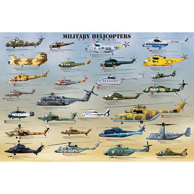 "Genealogy Aviation Posters - Sporty's Wright Bros Educational Aviation History  Each of our Genealogy Aviation Posters feature colorful aircraft profiles with descriptive information about each aircraft offered in a wide variety of styles that are sure to please both children and adults. Each Poster measures about 24""h x 36""w."