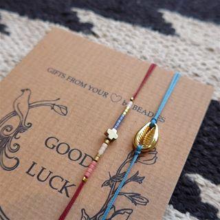 geluks armband make a wish armcandy cadeautip girls fun