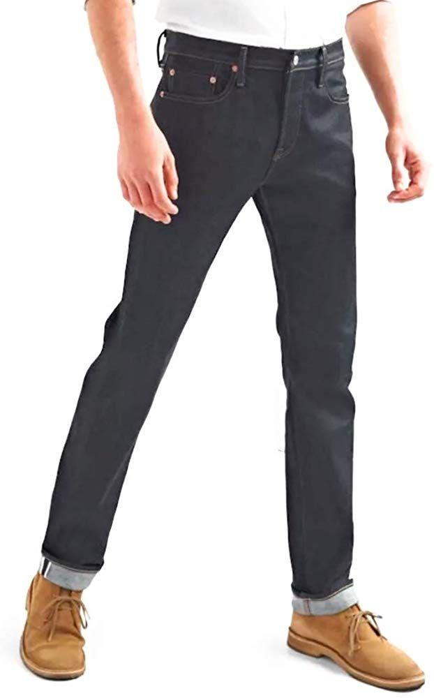 GAP Men's Jeans, Kaihara Selvedge, Raw Denim, Stretch Slim Fit with GapFlex (30x32) at Amazon Men's Clothing store