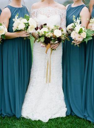 Blog U2014 Elisa Bricker | Virginia Wedding Photographer · Peacock Wedding  ColorsTeal ...