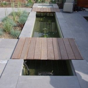 57 beste afbeeldingen van tuinen de stijl google en veranda - Bassin tuin ontwerp ...