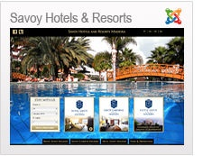 Savoy Hotels & Resorts - Madeira Island