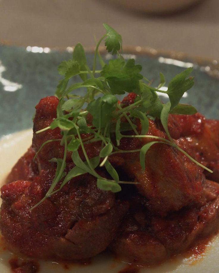 Prueba esta deliciosa receta oriental por Lis Ra en El Gourmet. Salsa Picante, Snack, Cooking Recipes, Korean, Chinese, Beef, Japanese, Ideas, Food